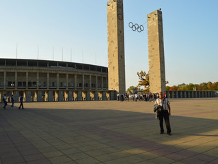 Olympiastadion – It's not just a stadium, it's a fantastic playground!