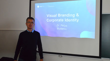 """Open lecture """"Intercultural Communication"""" delivered by Dr. Petyo Budakov at the McDaniel College in"""