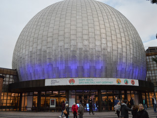 Stiftung Planetarium Berlin – one of the most modern scientific theaters in Europe!