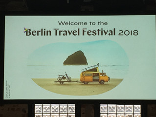 Berlin Travel Festival: A weekend of stories and experiences at the debut of the Berlin Travel Festi