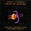 Carlos Ledermann - Oleo en Madera [GR-ME