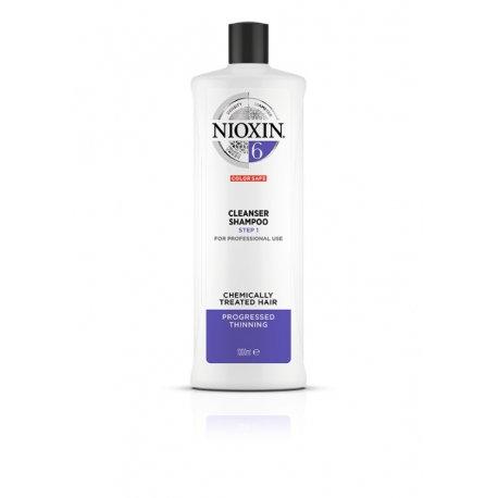 Nioxin Cleanser Shampoo 6