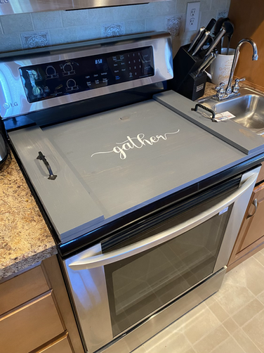 30x22 Stove Top Cover