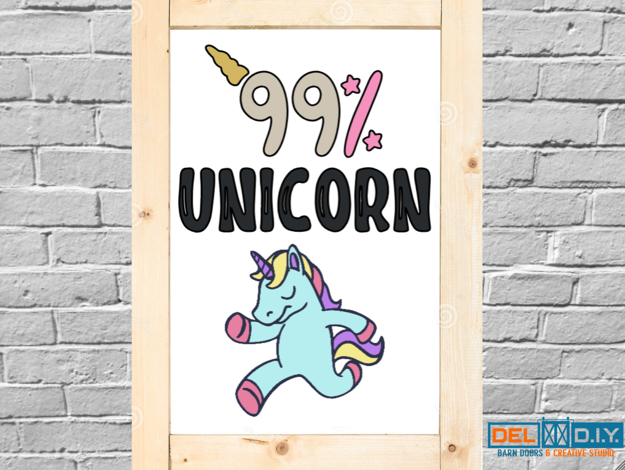 99% Unicorn