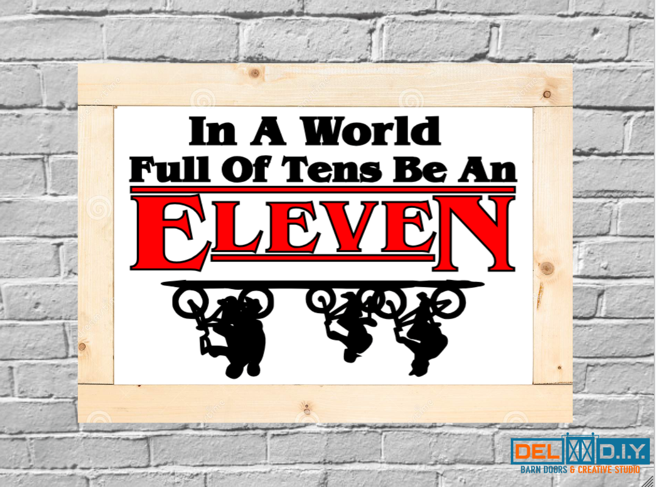 In a World Full of Tens be an Eleven