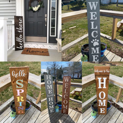 Welcome Sign Collection