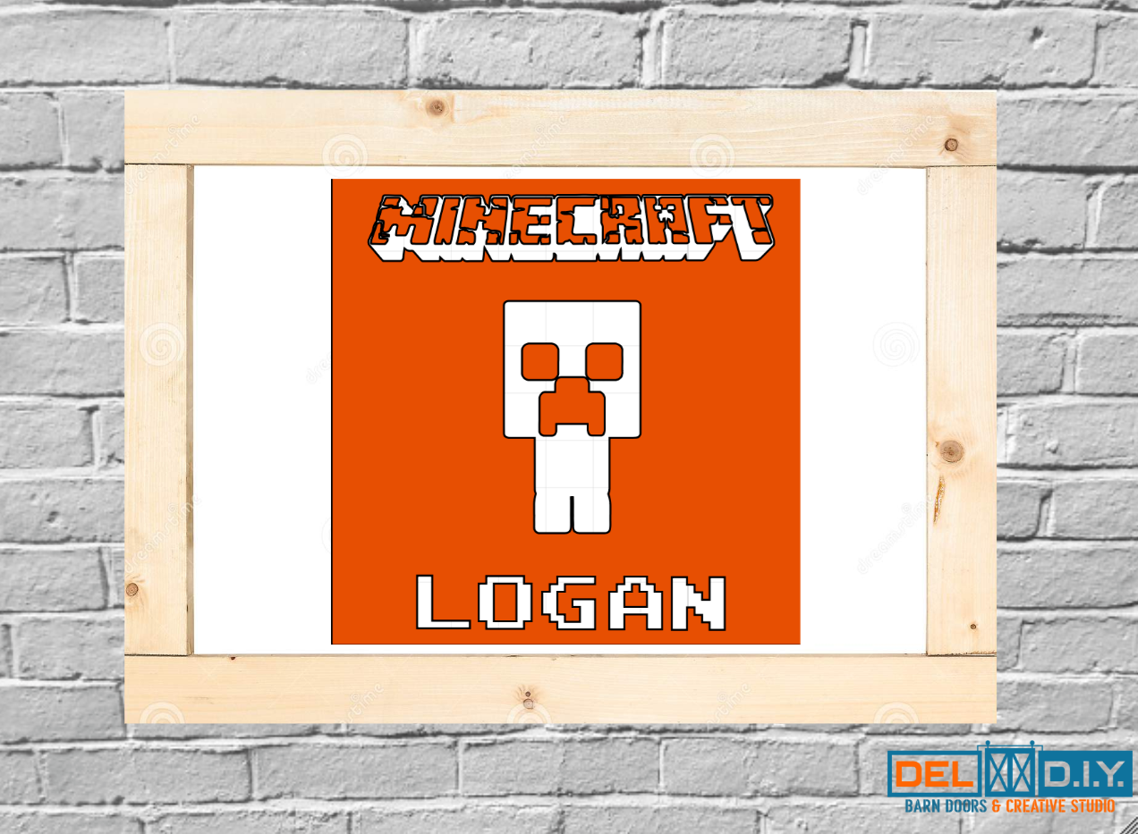Minecraft1 with Name