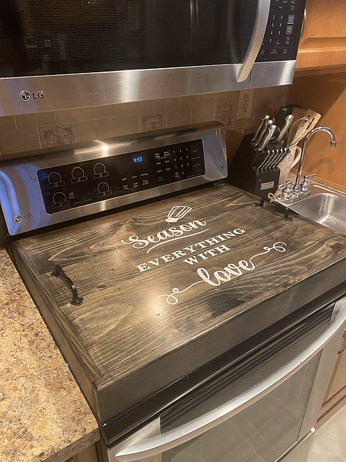 30x22 Gas Stove Top Cover