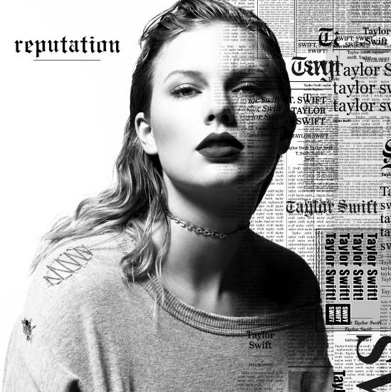 Taylor Swift-Reputation