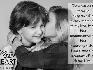 Dawson and Izzy's story continues