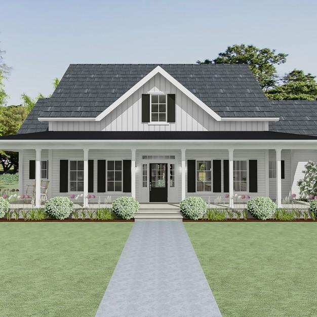 Projektvorschlag Modern Farmhouse