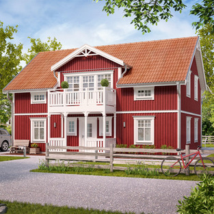 Rörvikshus Gustav 2