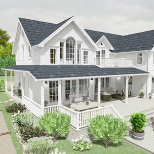 New England Villa Schleswig-Holstein