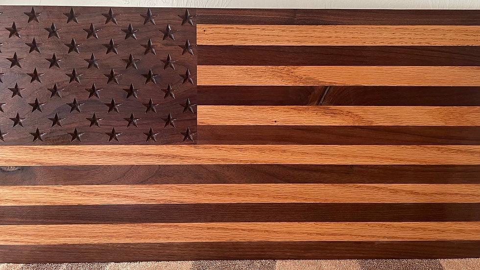 Large Stars & Stripes Board