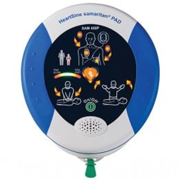 Heartsine 450P Automated External Defibrillator