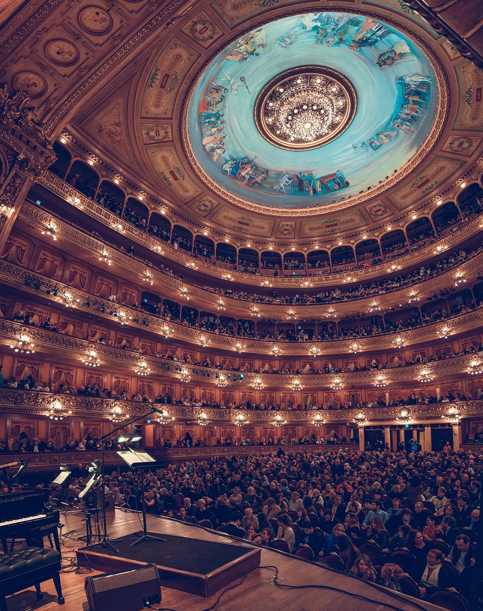 """""""María de Buenos Aires"""" Teatro Colón"""
