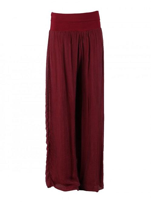 Italian Silk Trouser