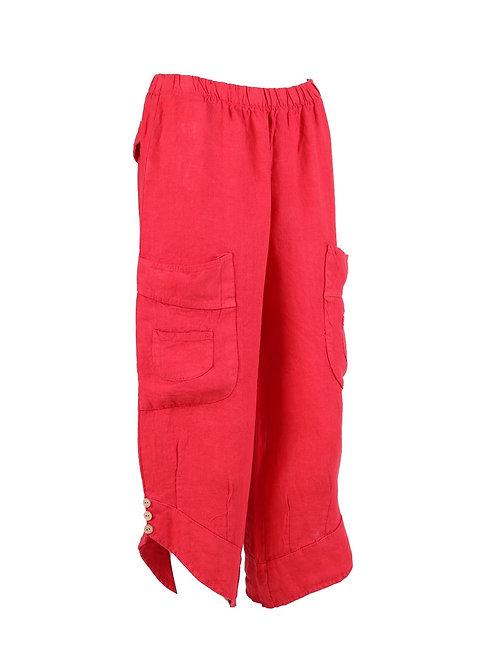 Italian Linen Trouser