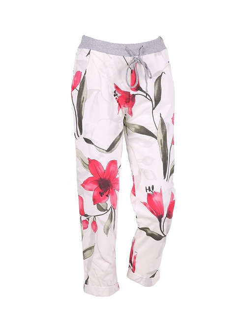 Italian Floral Trouser