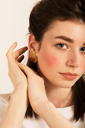 Boucles d'oreilles Plit UNFOLD