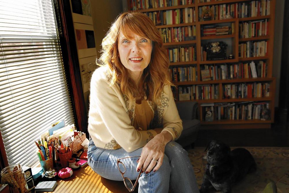 Photo of author Elizabeth Crane.