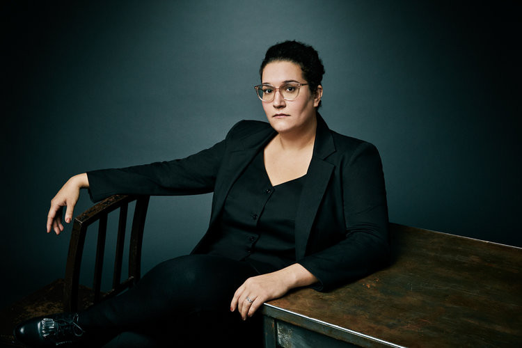Photo of author Carmen Maria Machado
