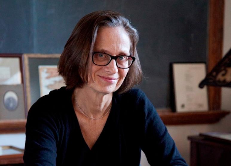 Photo of author Lydia Davis