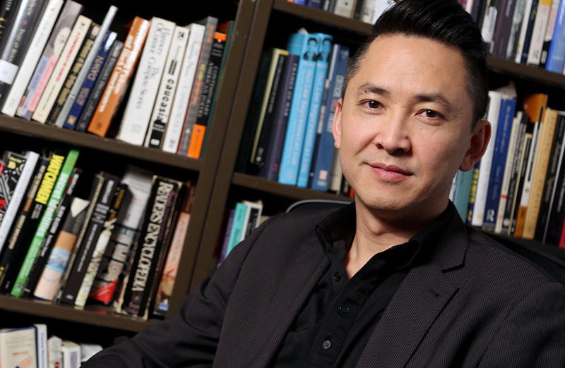 Photo of author Viet Thanh Nguyen