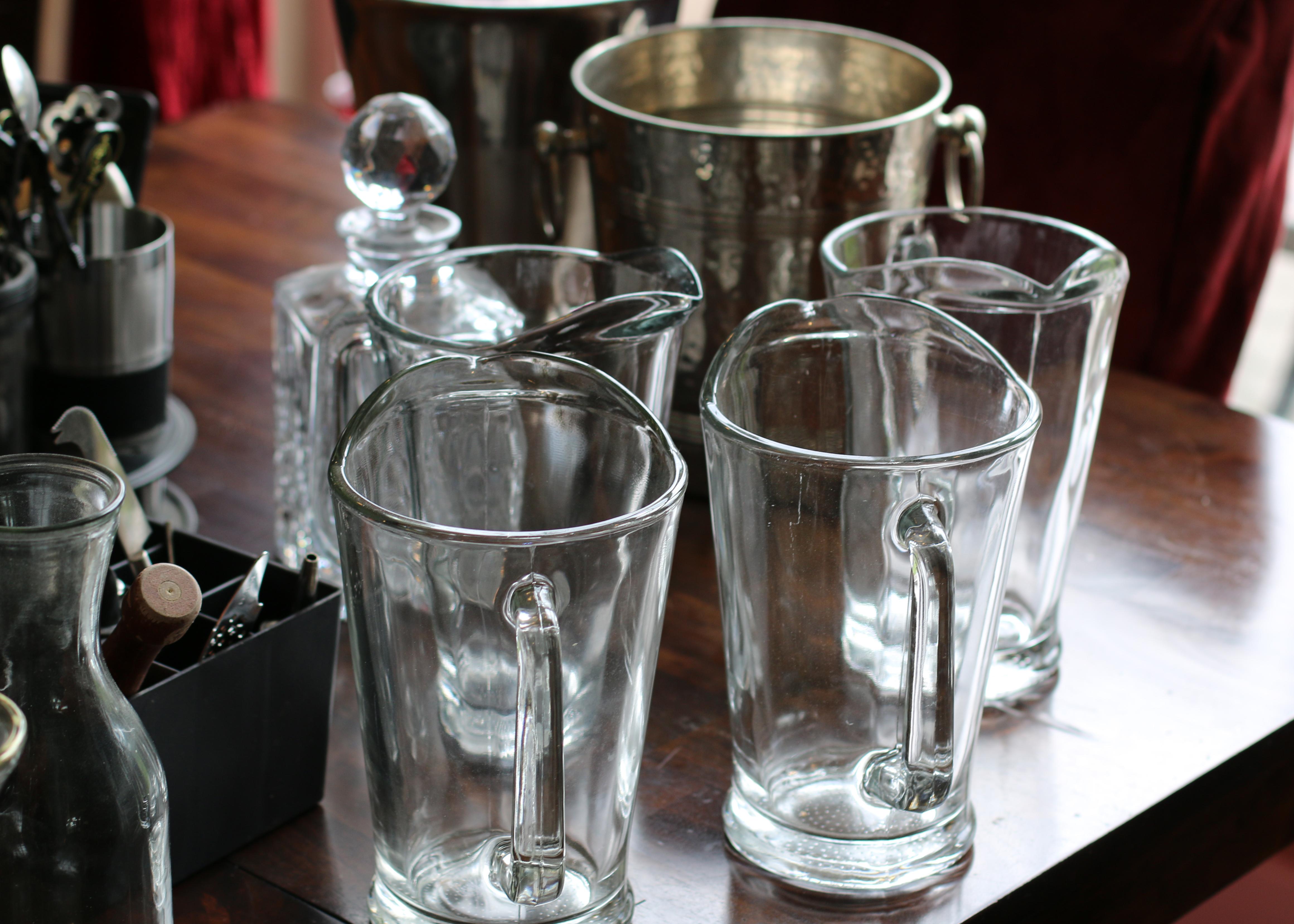 Glass Pichers