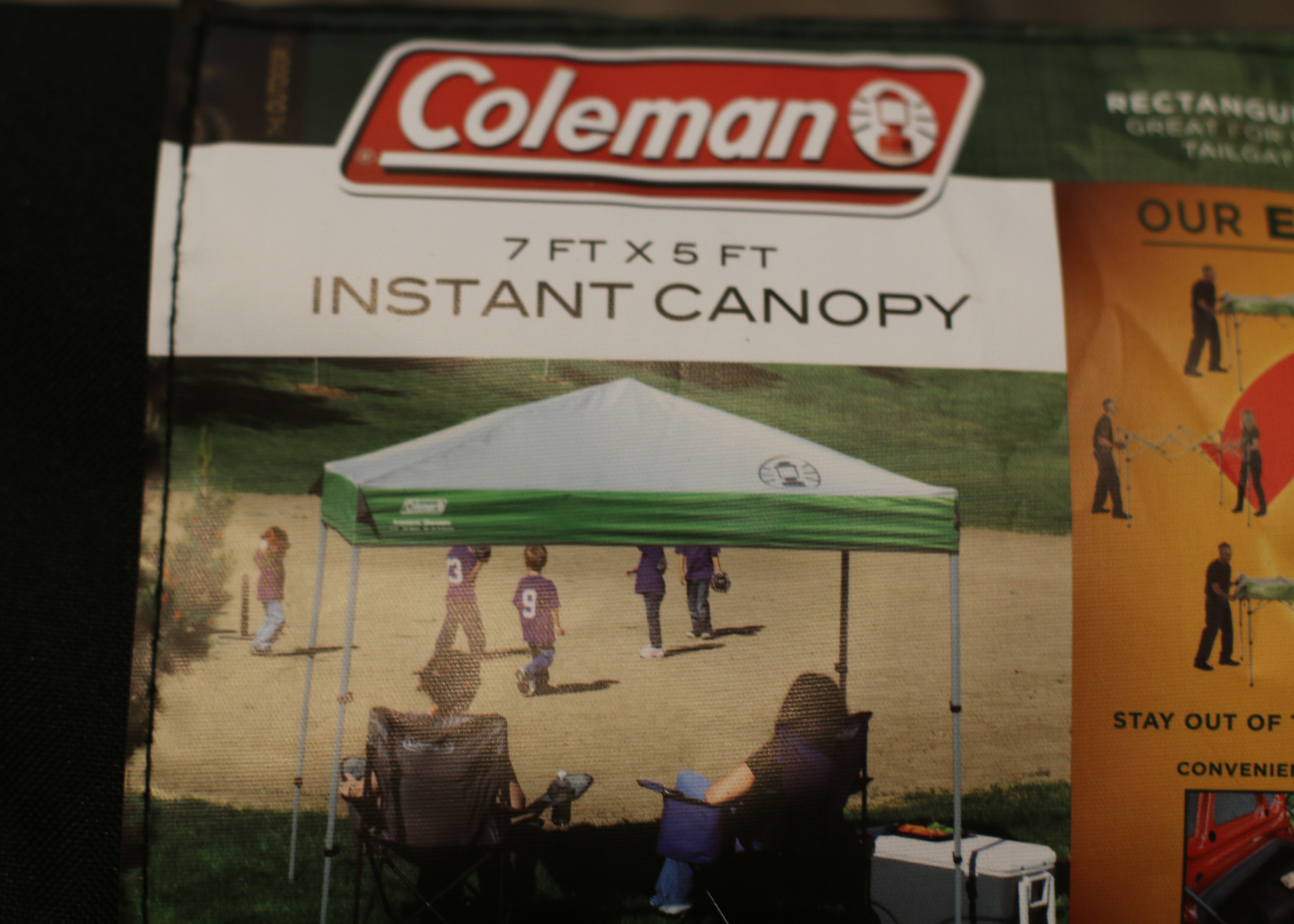 Canopy 7x5