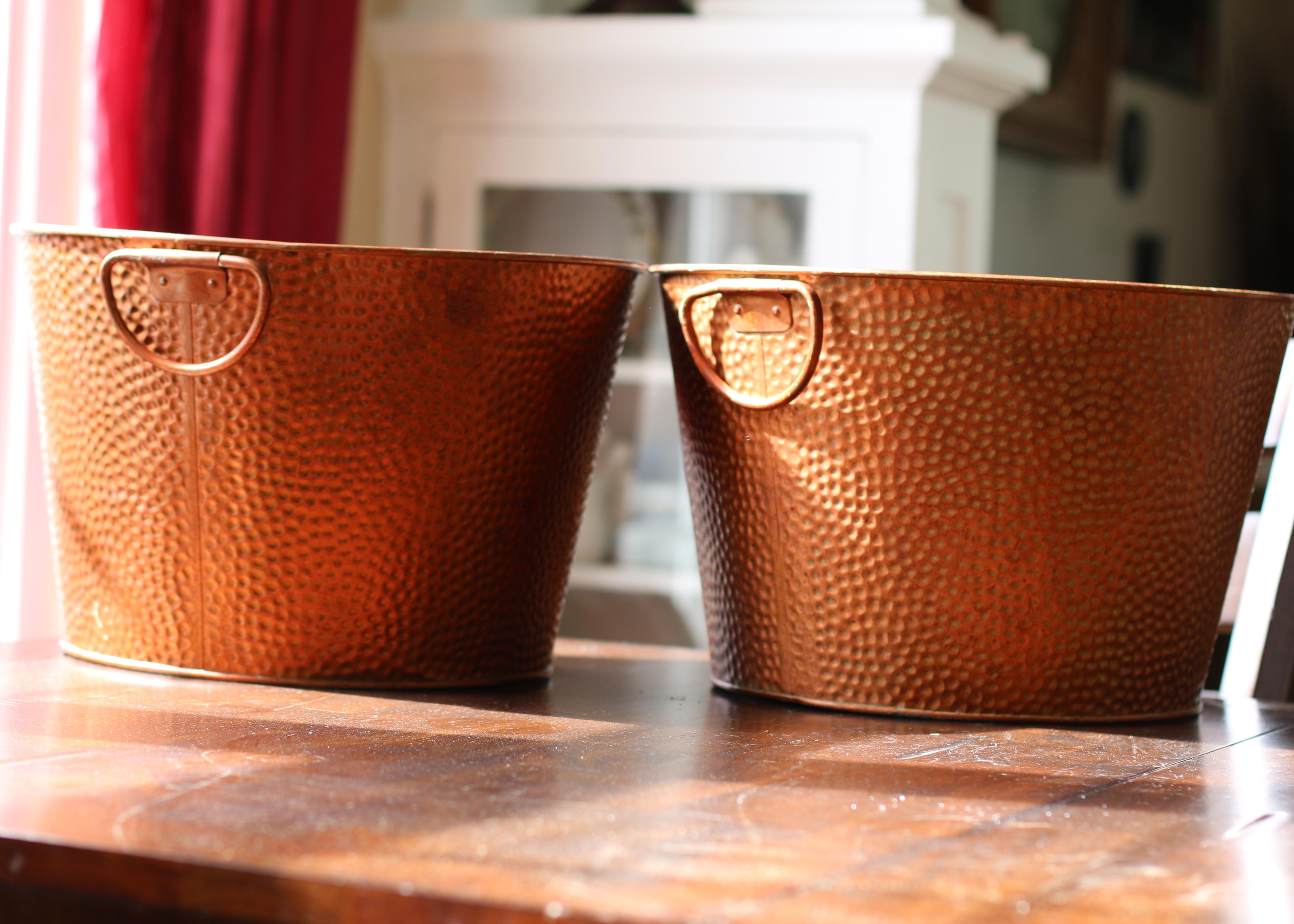 Copper Pails