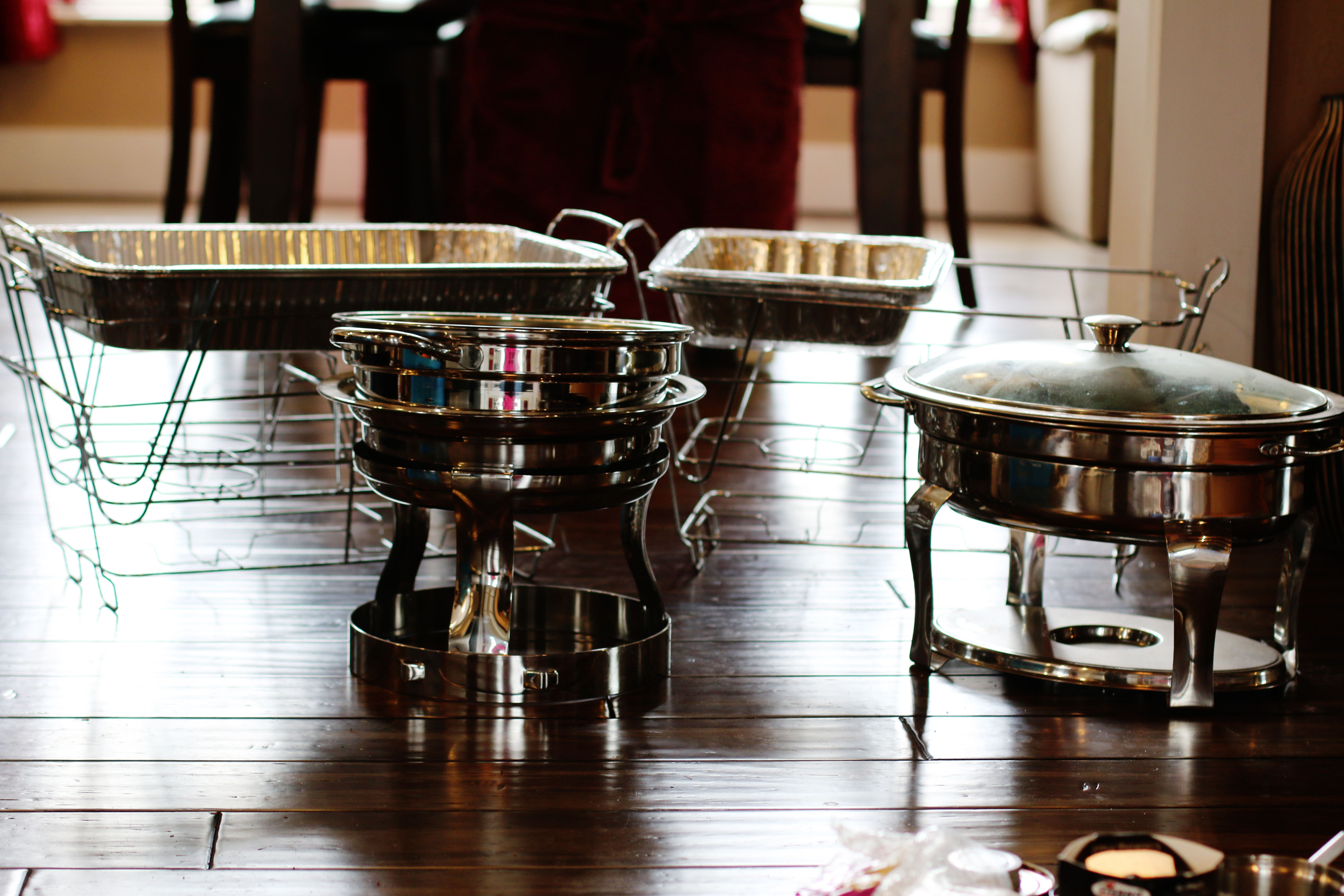 Sterno Chafing Dishes