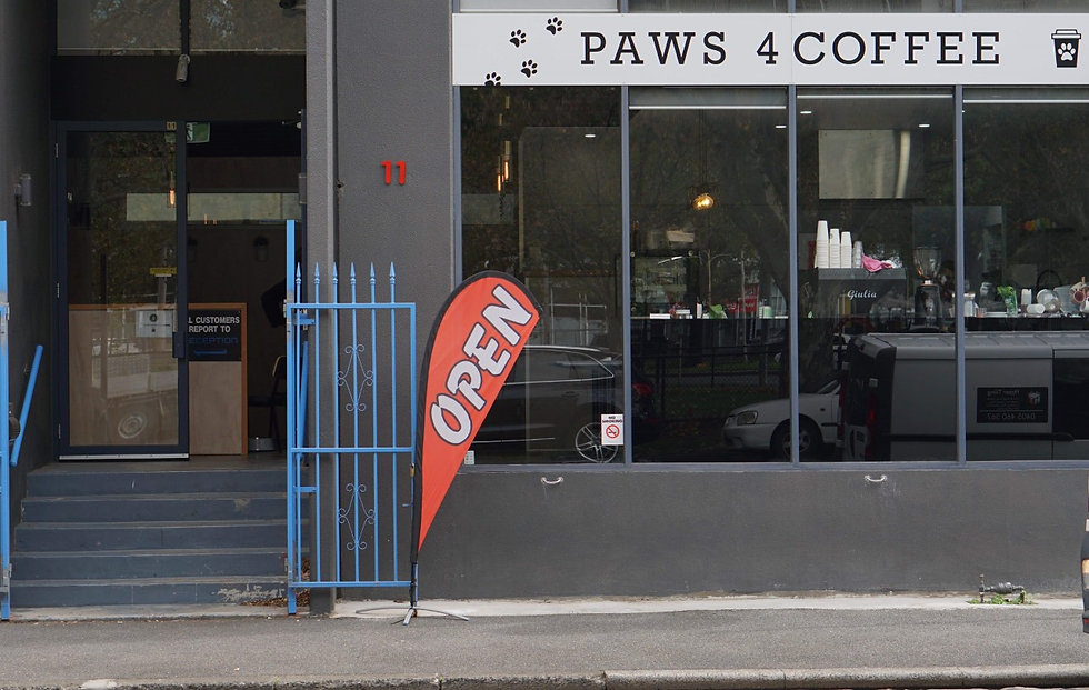 Paws4Coffee front of store.jpg