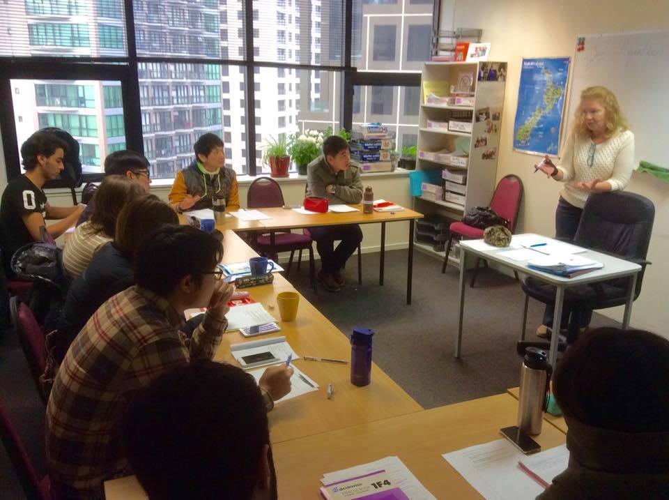 Study English Auckland