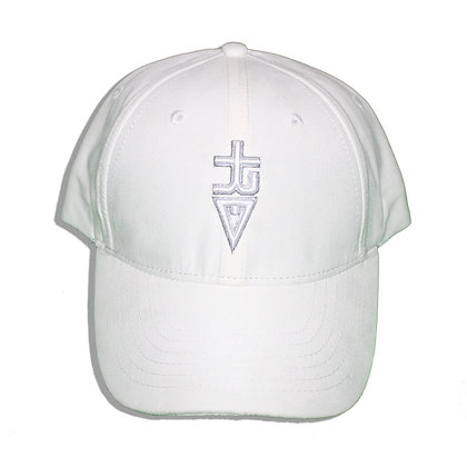 "tREv ""The Success"" Hat - White Suede"