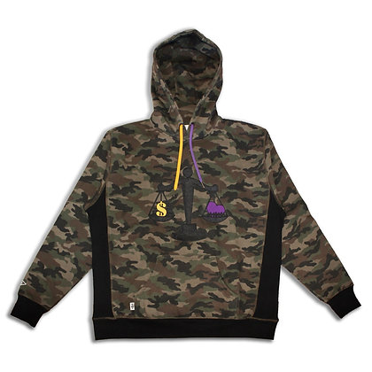 Camouflage Balance Success Hoodie (Limited Edition)