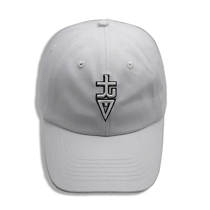 tREv Dad Hat - White