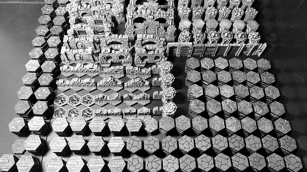 Dungeon Pack [ Unpainted ]