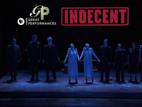 INDECENT on PBS's Great Performances!