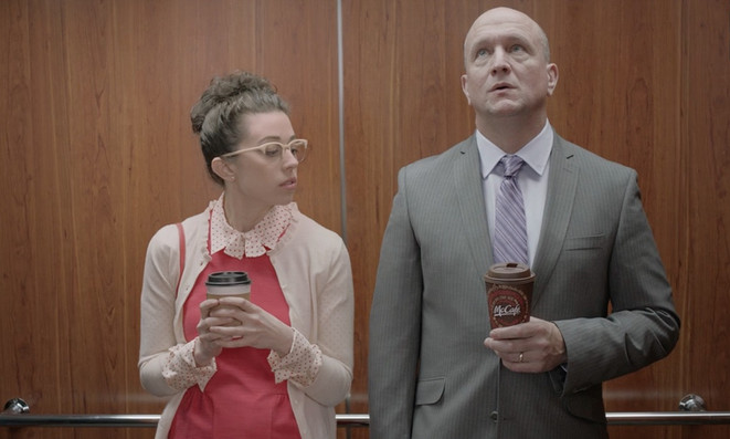 McCafe commercial