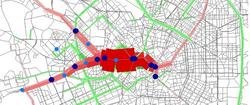 Milan, Public Transport model