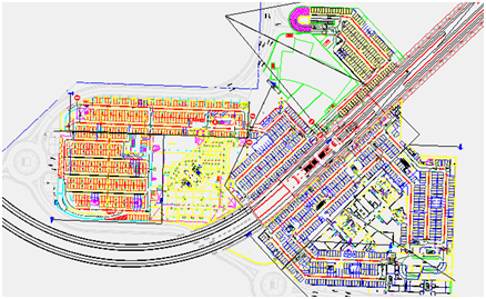 City Life Micro Model