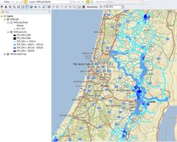 Palestine and Gaza Strip model