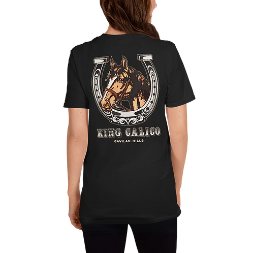 Unisex King Calico Ranch Tee