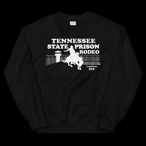 Unisex Prison Rodeo Black