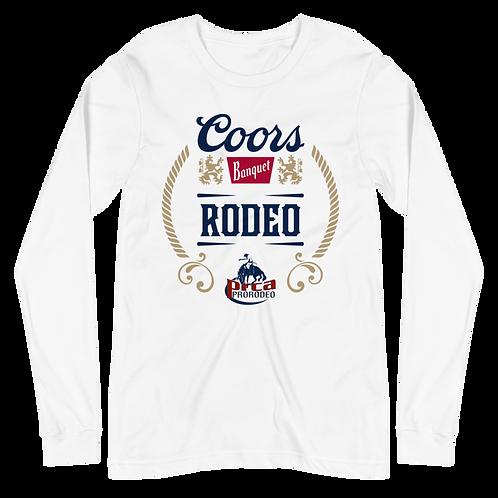 Unisex Coor's Rodeo Long Sleeve