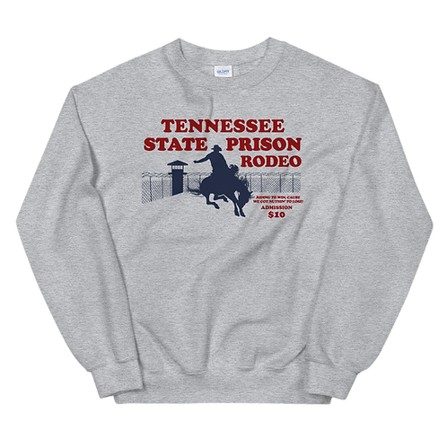 Unisex Prison Rodeo (Various Colors)
