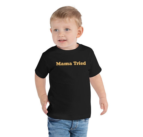 Toddler Mama Tried