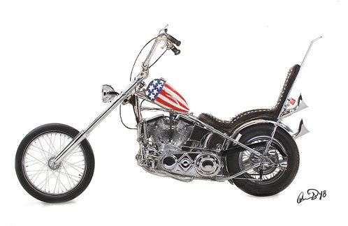 Easy Rider Panhead