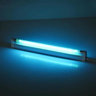 Does ultraviolet (UV) radiation from UV lamps kill mold?